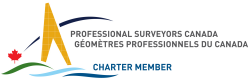 Professional Surveyors Canada - Charter Member